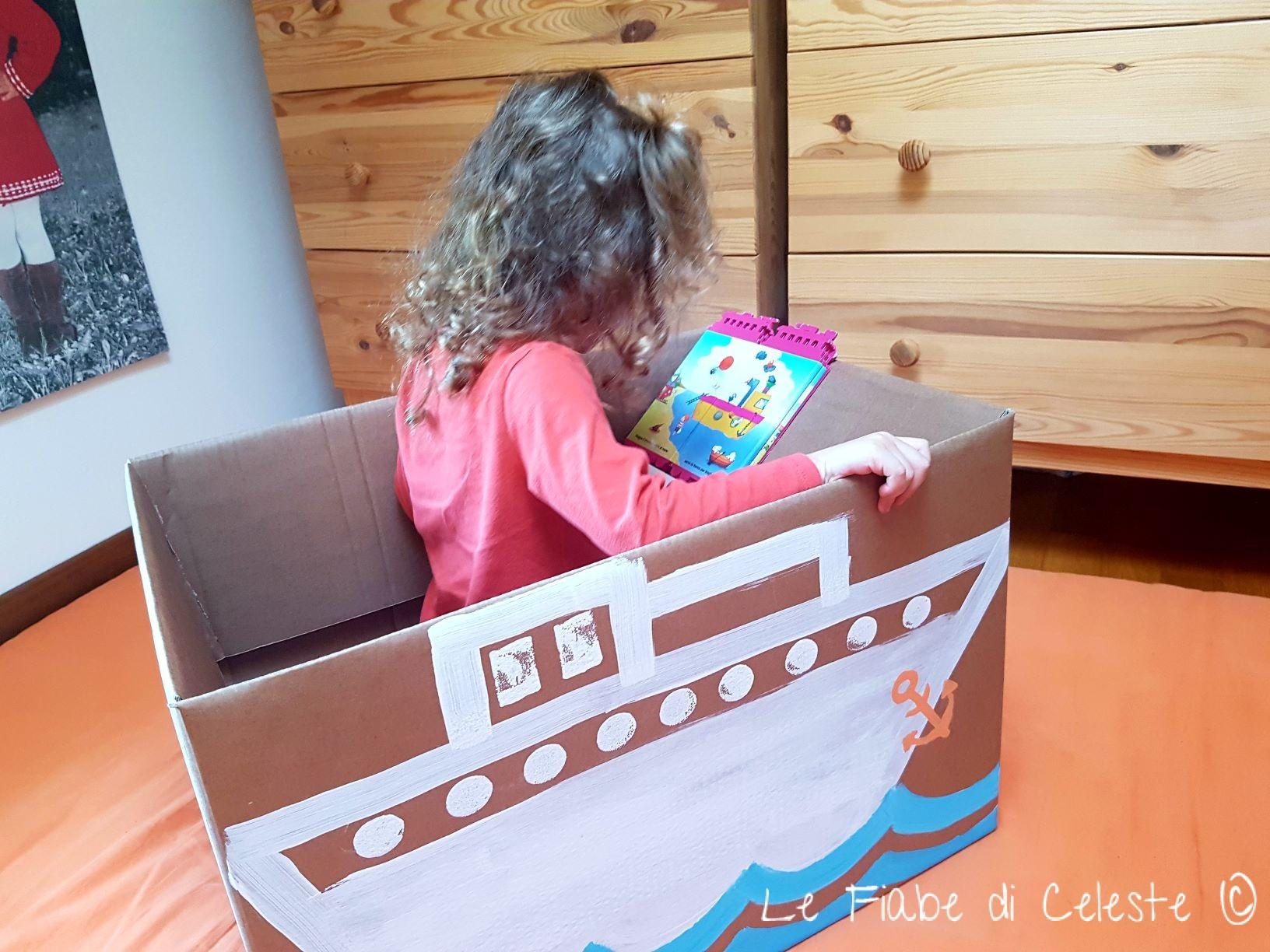 Costruire una Book Boat