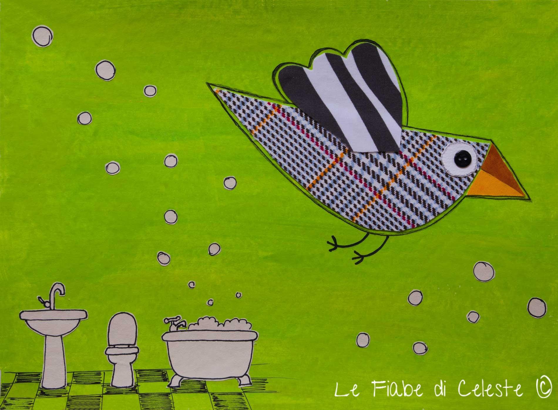 PiPi nel bagno