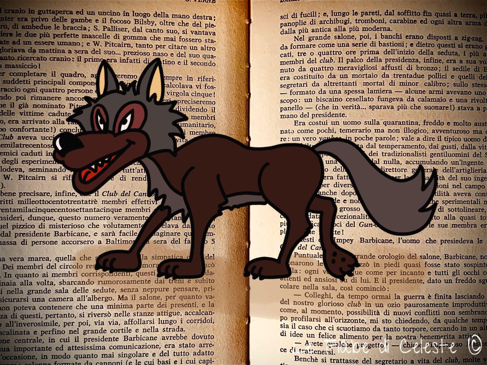 Il lupo delle fiabe è cattivo?